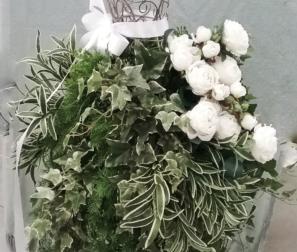 abito di fiori