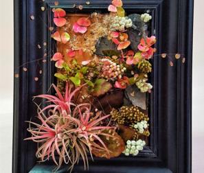 cornice floreale