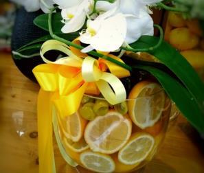 limoni e fiori